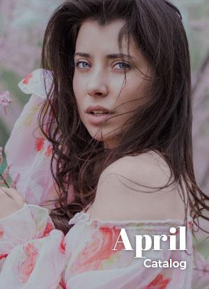 April Catalog 2018