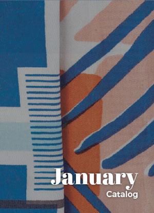 January Catalog 2018