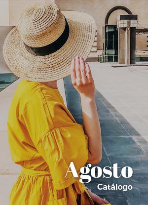 Catálogo Agosto 2018