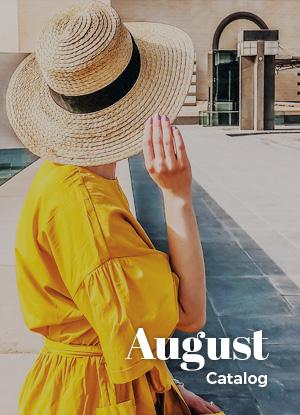 August 2018 Catalog