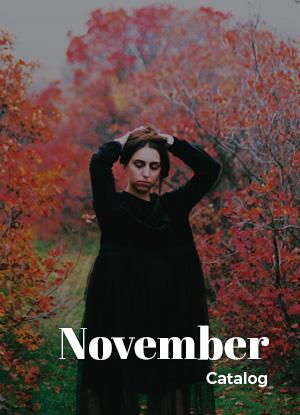 November Catalog 2018