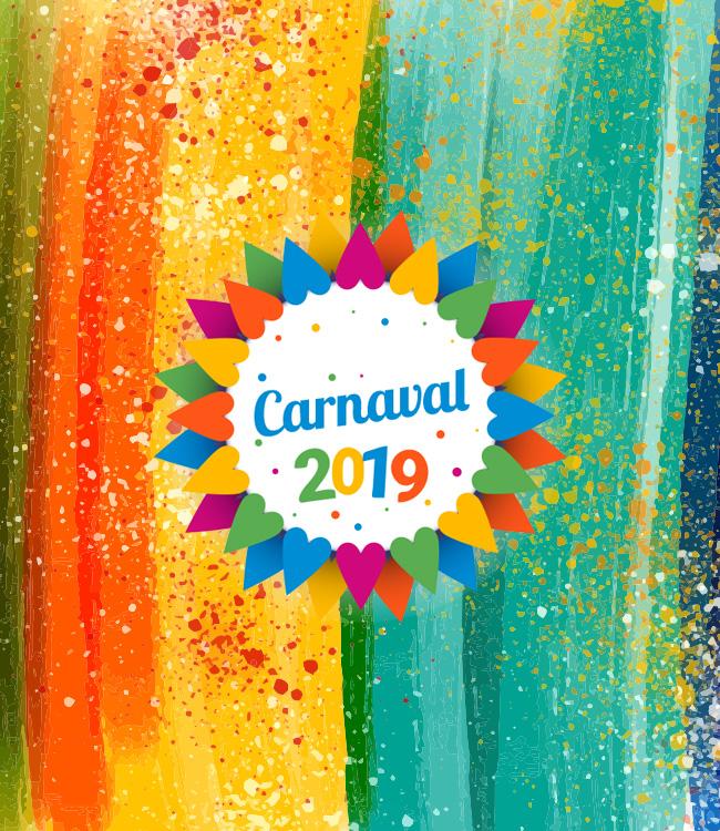 Carnaval - Encerrados dia 4 e 5 de Março