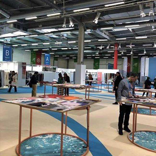 Première Vision e TexWorld em Paris